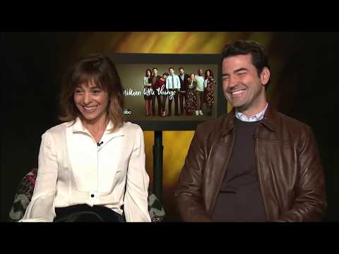 Ron Livingston and Stephanie Stoztak talk about starring in 'A Million Little Things'