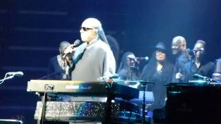 Stevie Wonder Live - Pastime Paradise - Houston, TX  3/20/15