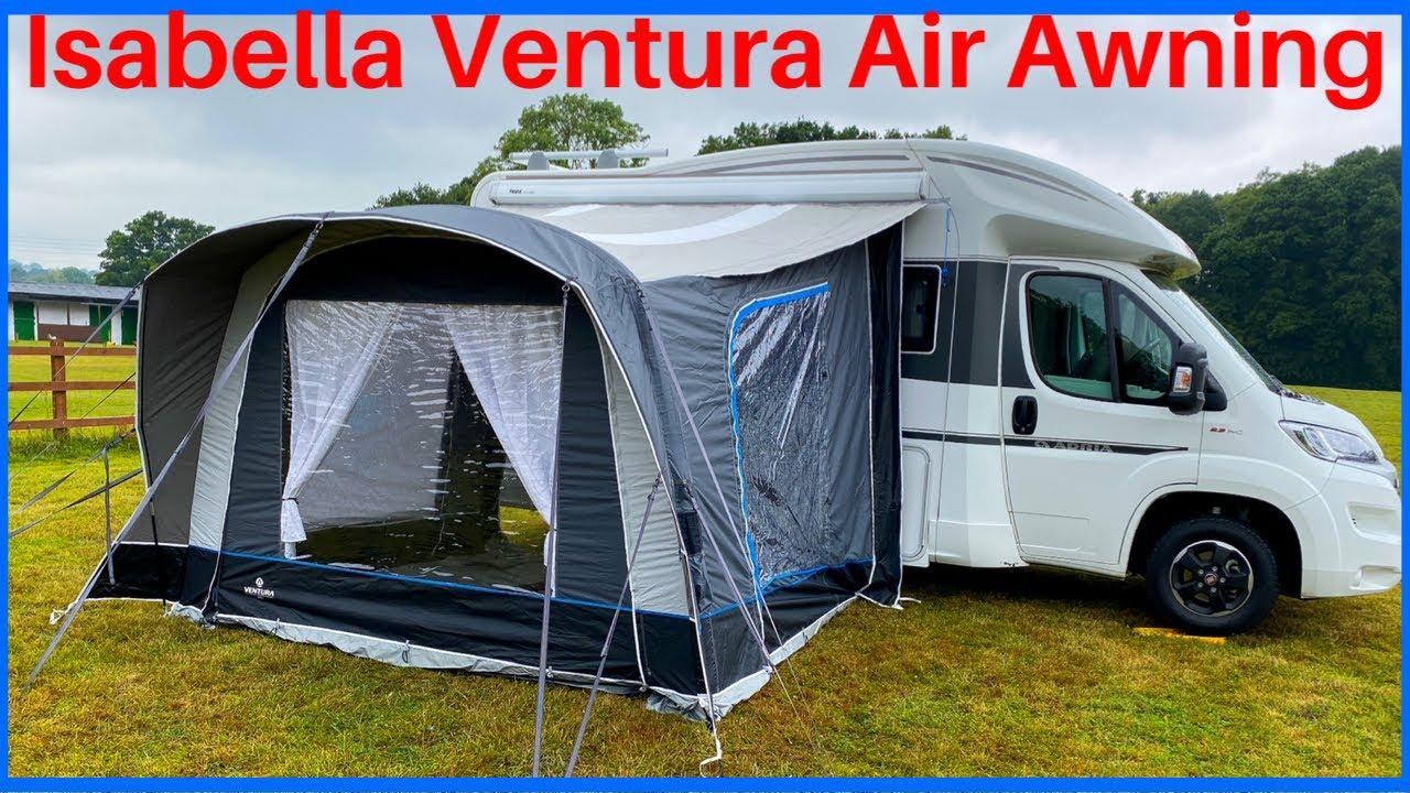 Isabella Ventura Vivo Caravan Motorhome Awning 2020 Youtube