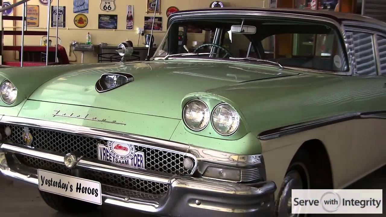 Classic Cars For Sale Cape Town | 072 527 1941 | Classic Vintage ...