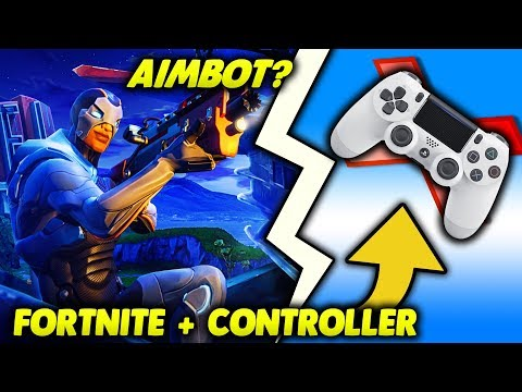😂 ERSTE MAL MIT CONTROLLER? 😂 | AIMBOT? | FORTNITE: BATTLE ROYALE #WhizArmy