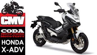 Honda X-ADV - test, opinia, recenzja, prezentacja, jazda testowa - CMV Moto Testy