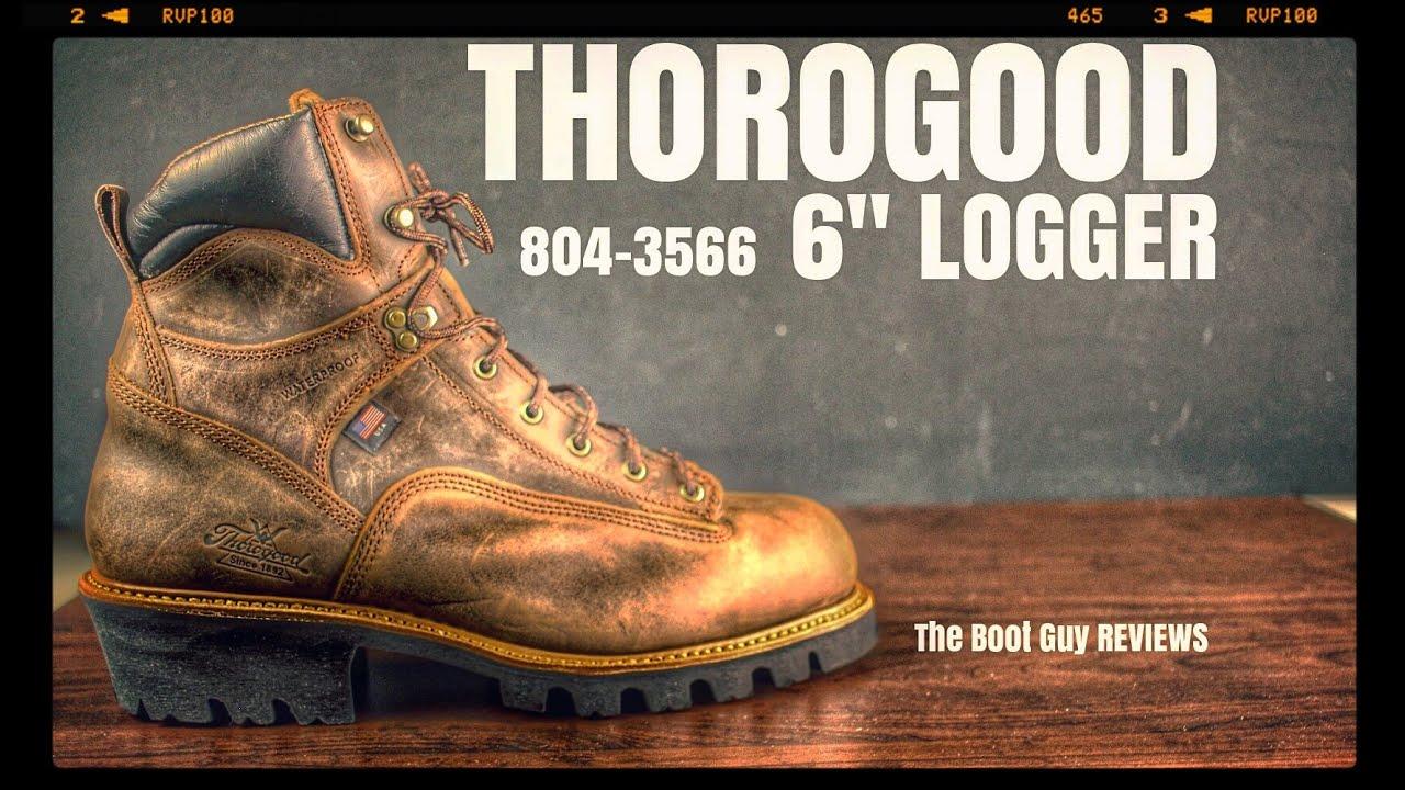 Thorogood 6\