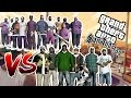 GROVE STREET VS BALLAS - GTA SAN ANDREAS MOD