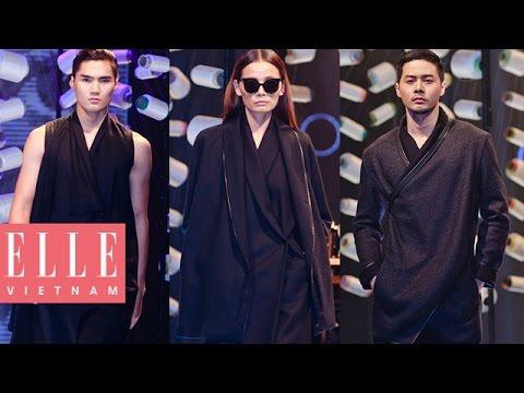ELLE Fashion Journey 2015 - BSTCủa NTK Hoài Võ