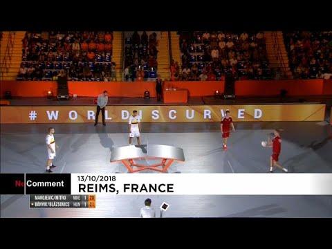 شاهد: نهائي كأس العالم لـ -التيكبول-.. والجائزة 20 ألف دولار…  - 20:53-2018 / 10 / 14