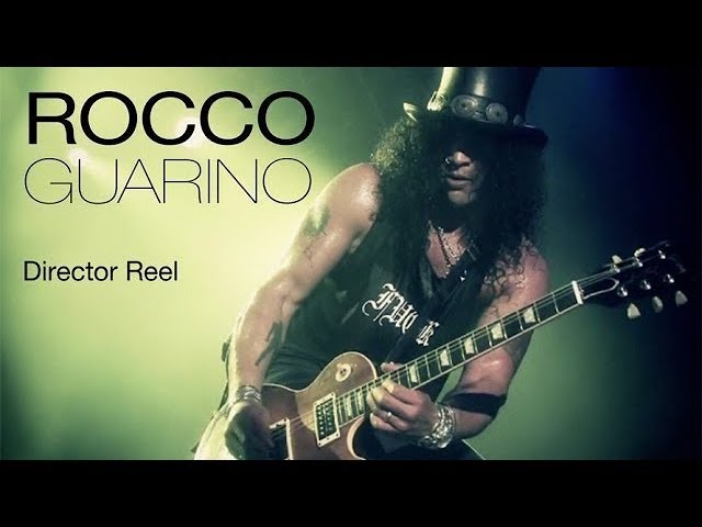 Rocco Guarino Director Reel