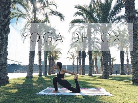 Yoga Detox: Elimina Tossine E Stress