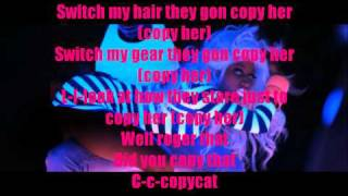 Nicki Minaj - Saxon (w/Lyrics.)