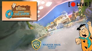 🦕 💦 The Flintstones Bedrock River Adventure - WARNER BROS. WORLD Abu Dhabi [FULL - COMPLET]