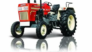 Ford 3000 VS Swaraj 855 tractor race with 10x10 Disk harrow !!