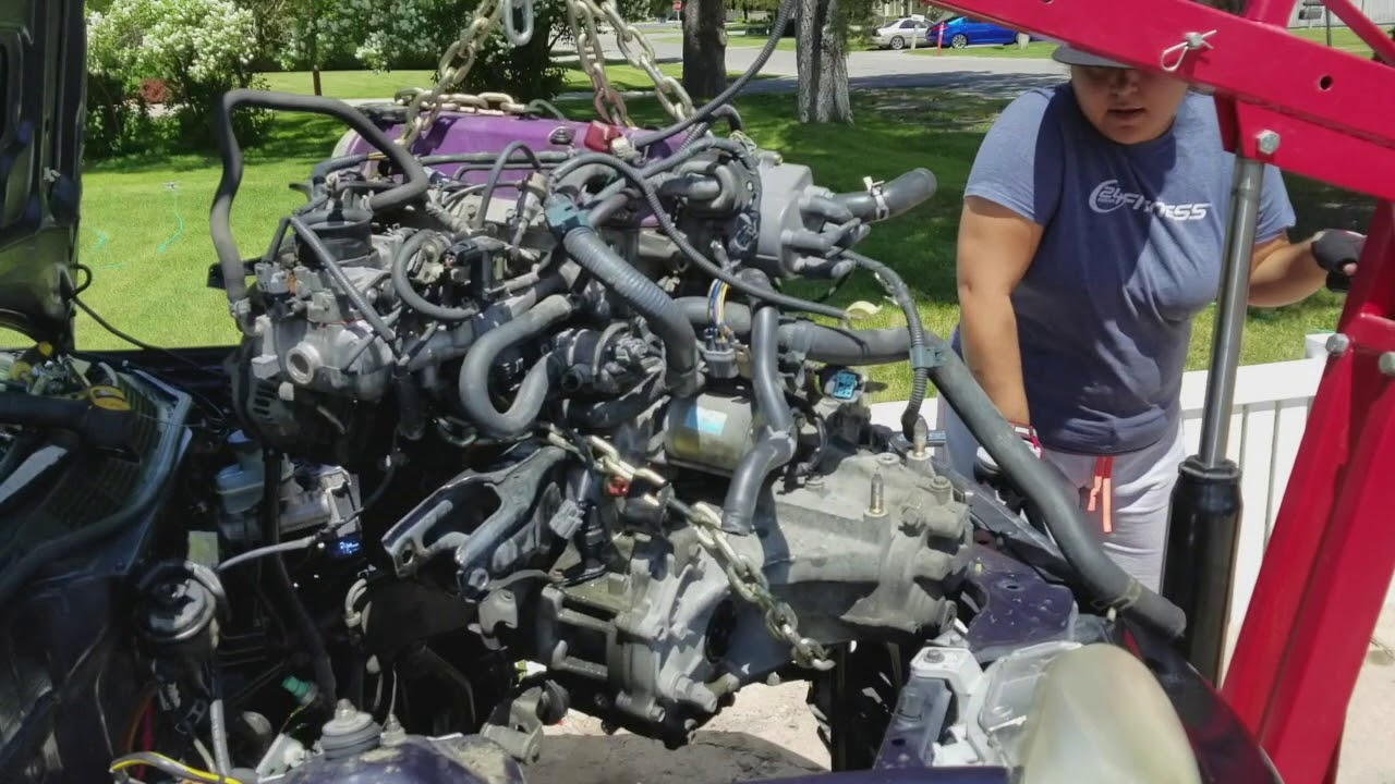 JDM H22A Swap Tips by Prelude Dude Si