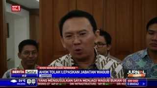 Ahok Tolak Permintaan Gerindra Mundur dari Wagub DKI
