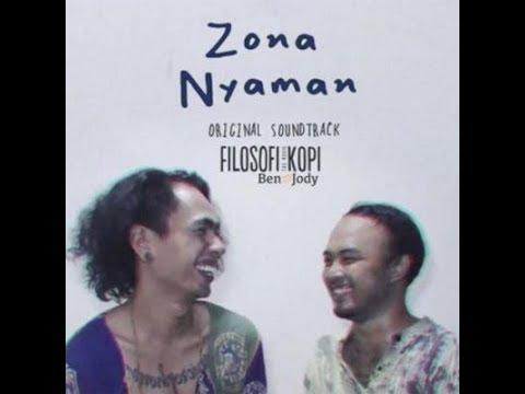 Fourtwnty - Zona Nyaman (Video lirik) Ost. Filosofi Kopi: Ben & Jody