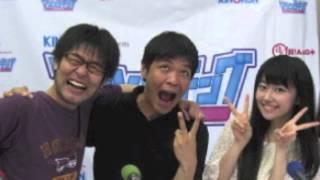 【鷲崎健】イベントのスタッフ間違えた情報伝えやがって(怒)砂「まぁまぁ」