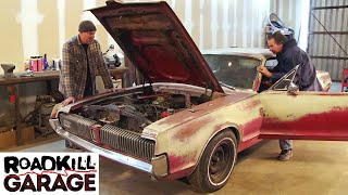 homepage tile video photo for Can We Make A Junk '67 Mercury Cougar Run? | Roadkill Garage | MotorTrend