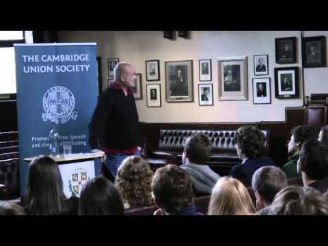 Al Murray | The Cambridge Union