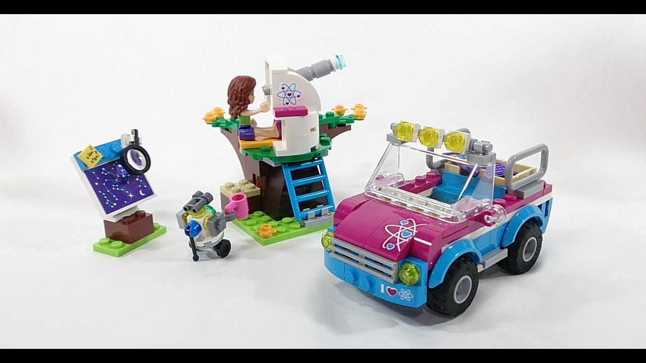 Olivia S Exploration Car