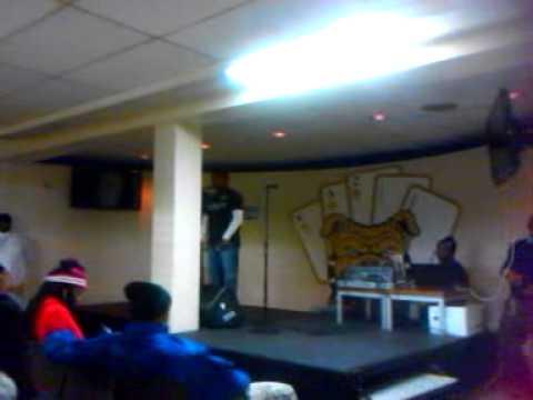 Spoken Word at Karaoke Night (Old)