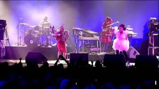 Roisin Murphy - Ramalama Bang Bang Live at Brussels - 2008