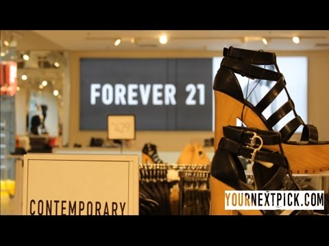 Forever 21 Store Launch - Pacific Mall, New Delhi - YourNextPick