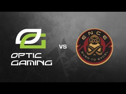 OpTic Gaming vs. ENCE eSports - ESEA Mountain Dew League S29 (Train)