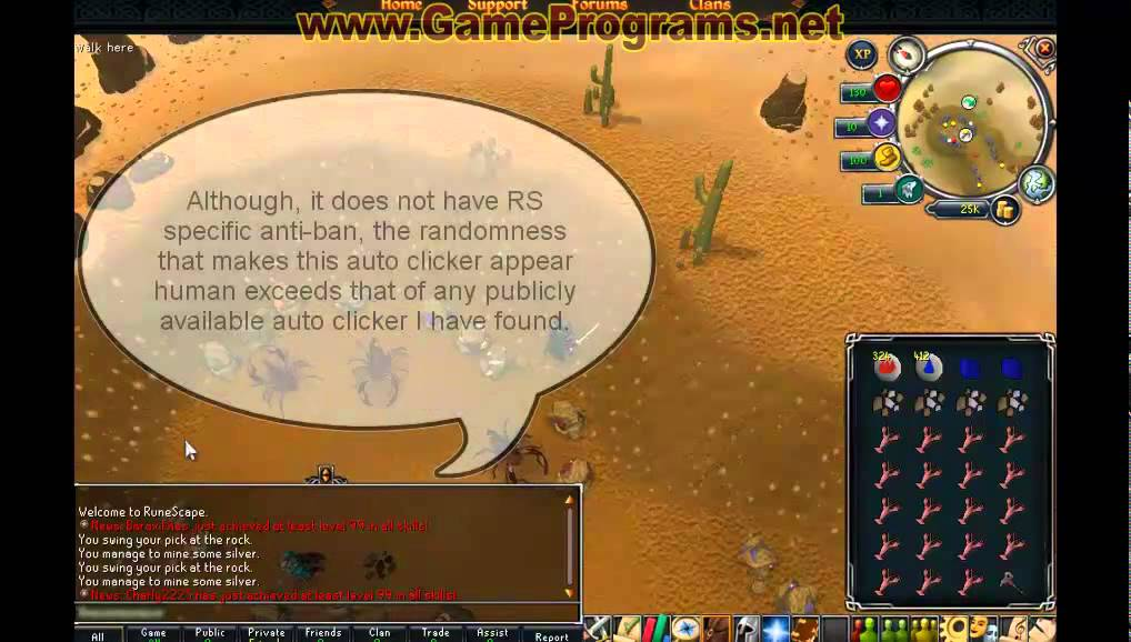 TRiBot Repository  TRiBot  Your RuneScape Bot for Old