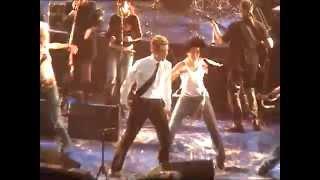 Благотворительный концерт во МХАТе 2004