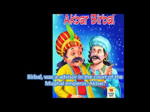 The stroke of Genius - Akbar and Birbal story given for Ninth standard