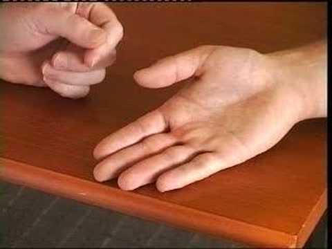hand 2 flexor tendons youtube
