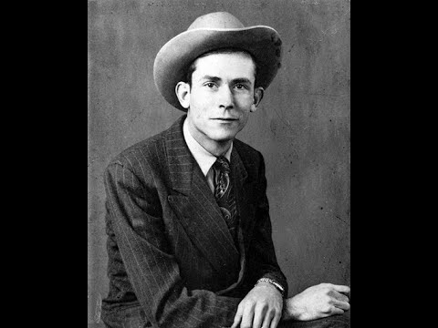 Hank Williams - Mansion On The Hill (ORIGINAL) - (1947).