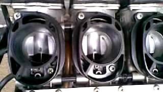 Kawasaki ZXR 750 Engine First Run 3.mp4