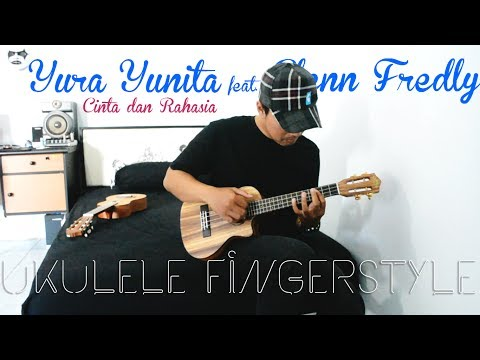 Yura Yunita feat. Glenn Fredly - Cinta dan Rahasia | Sigufi Ukulele Cover | Fingerstyle