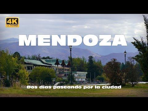 MENDOZA ARGENTINA 2019 - QUE HACER EN MENDOZA CAPITAL