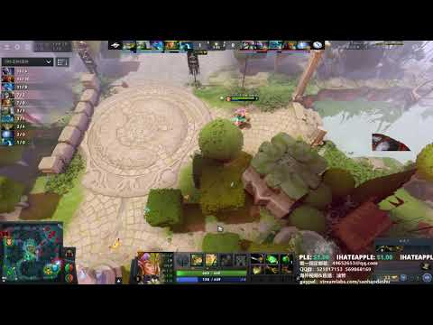 【三好大叔Dota2】Secret Vs EG P4 2020春节Major总决赛