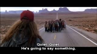 Forrest Gump - Run Scene