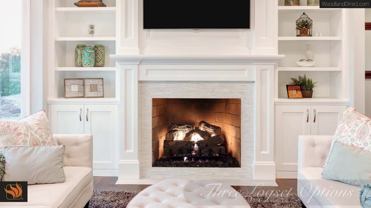 The Isokern Bvetto B Vent Fireplace Series