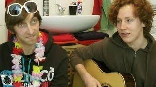 """Ein Kompliment"" Michael Schulte & Sandra ( Badezimmerkonzert )"