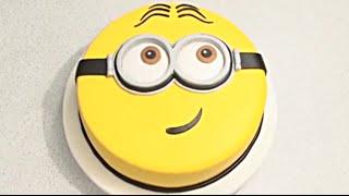 Torta minions - Minions cake