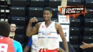DeAndre Ayton (ESPN #1 Class of 2017) Mixtape @ NBPA Top 100 Camp