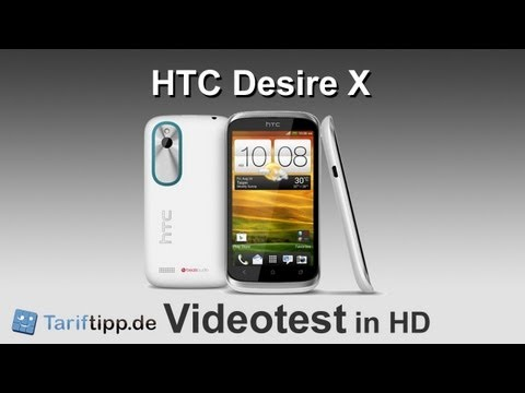 HTC Desire X | Handytest in HD (deutsch)