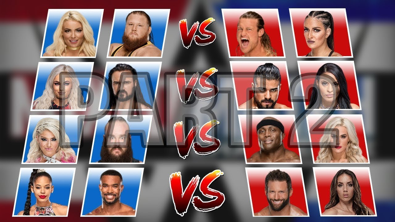 Download Mixed Match Challenge [Part Two] {WWE 2K20}