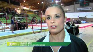 Gymnastique : championnat régional à Elancourt