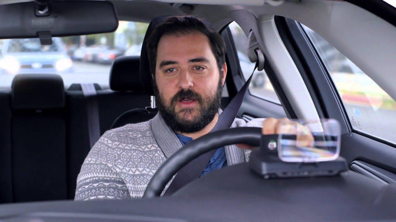 Navdy Car HUD
