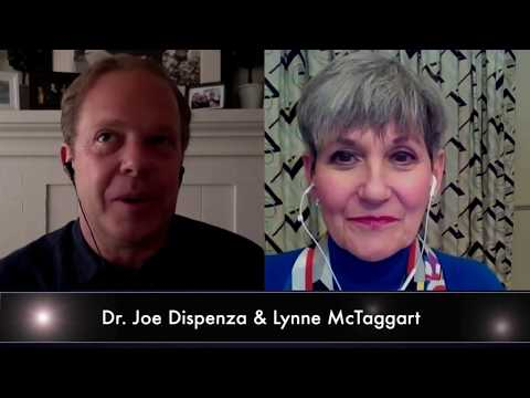 Dr Joe Dispenza and Lynne McTaggart