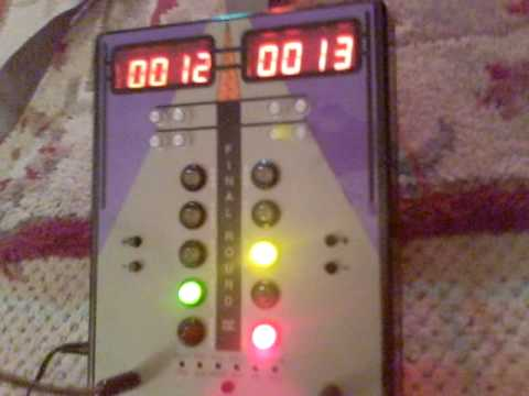 Drag Racing Christmas Tree Controller | Doovi