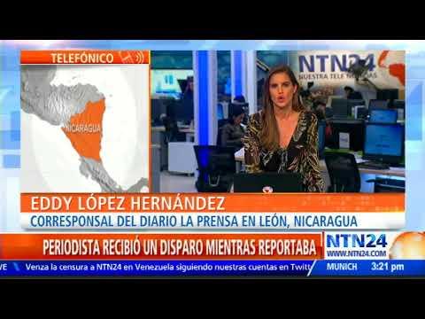 """""""Estamos resentidos porque el Gobierno de Nicaragua censura la libertad de expresión y prensa"""""""