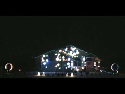 Carol of the Bells by Mannheim Steamroller Christmas Lights in La ...