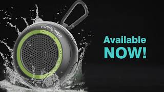 Best Affordable Waterproof Bluetooth Speakers - Works Great with Amazon Alexa and Google Home