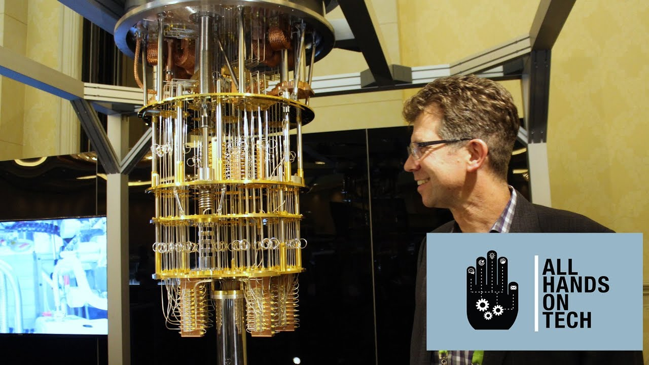 What is IBM's quantum computer? - All Hands on Tech at CES 2018
